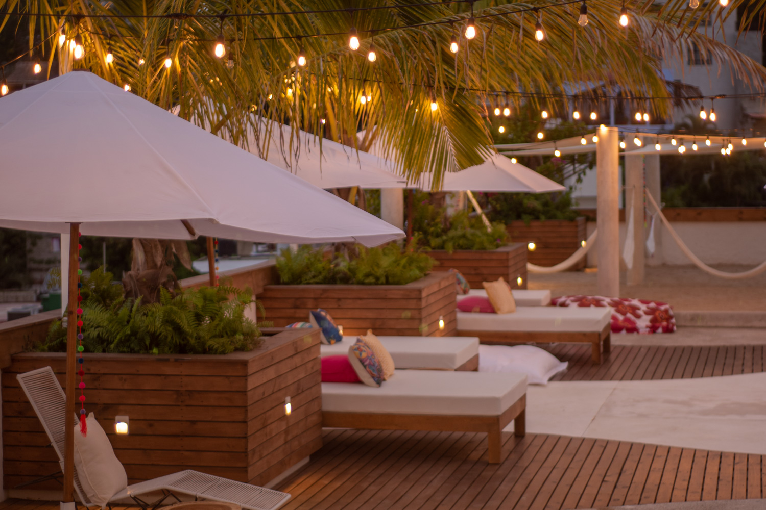 OUR TERRACE AND HAMMOCK SPOT ARE WAITING